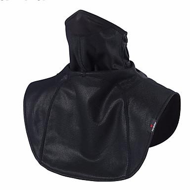 Недорогие Средства индивидуальной защиты-Геройщик мотоцикл термальный балаклав шарф мотоцикл головной убор шея флис шапки шарф балаклава ветрозащитная теплая мото маска
