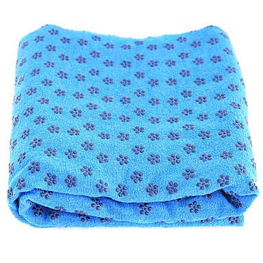 Mat Tassen Yoga Handdoeken Geurvrij Milieuvriendelijk Non-Slip Waterbestendig Snel Drogend Non Toxic Kleverig Polyesteri 3 mm voor
