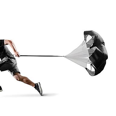 esportes ao ar livre em execução treinamento de pára-quedas de arrasto