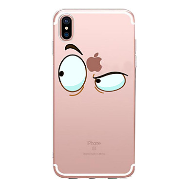 8 TPU Fantasia per disegno 8 iPhone Per iPhone Custodia iPhone X iPhone Apple Morbido 06483435 animati Per Plus retro X Cartoni Transparente 6wSq8gX
