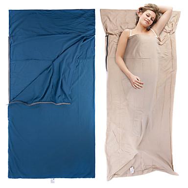 Naturehike Sac de dormit Liner Sac de Dormit Dreptunghiular 20°C Portabil Ultra Ușor (UL) Odihnă Călătorie Camping & Drumeții Exterior