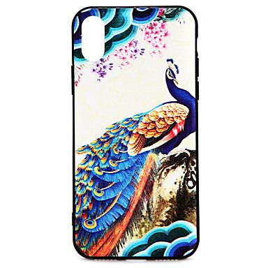 retro per Resistente 06554066 sintetica disegno Plus Animali iPhone Apple iPhone Custodia iPhone 8 Per iPhone iPhone X Fantasia 8 Per 8 X pelle FPq46Owz4