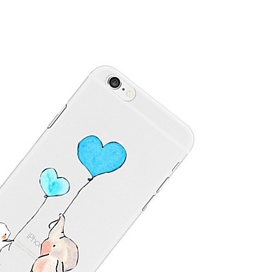 X retro iPhone disegno cuori Plus 8 Custodia Cartoni 8 iPhone Con Per animati Fantasia iPhone per iPhone X Apple Per 06592094 TPU Animali Morbido vwxIfRCq