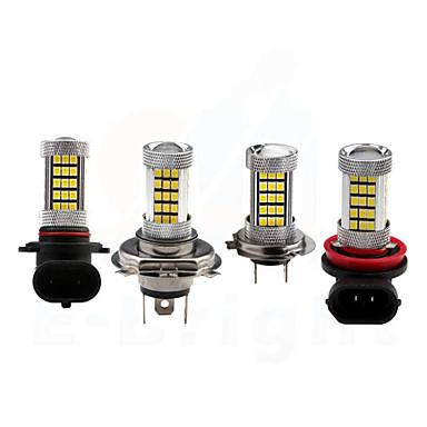voordelige Automistlampen-h8 / 9006/9005 autolichten 35w smd 3528 3200lm 66 led-lampen mistlamp voor universeel alle modellen alle bouwjaren wit rood geel blauw kleur selectief