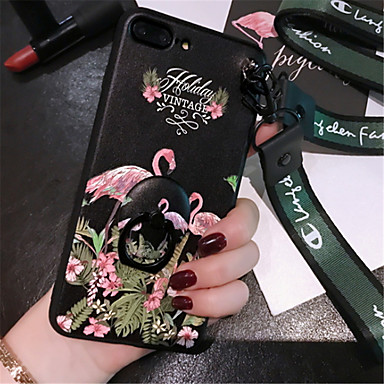 Per retro X 7 Apple 8 X per iPhone Fantasia 06591765 Plus iPhone disegno decorativo Silicone Per iPhone Plus iPhone Fiore Morbido Custodia iPhone 8 vqztTw