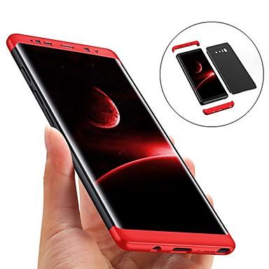 voordelige Galaxy Note-serie hoesjes / covers-hoesje Voor Samsung Galaxy Note 8 Schokbestendig / Ultradun Volledig hoesje Effen Hard Muovi