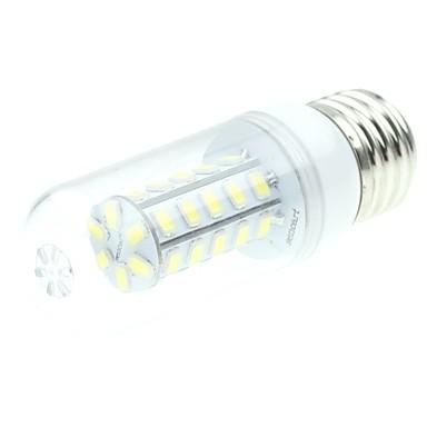 SENCART 1 buc 4 W Becuri LED Corn 800-1200 lm E14 G9 B22 T 36 LED-uri de margele SMD 5730 Decorativ Alb Cald Alb 220-240 V 12 V