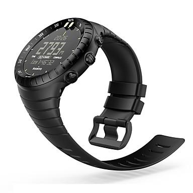 voordelige Smartwatch-accessoires-Horlogeband voor SUUNTO CORE Suunto Sportband Silicone Polsband