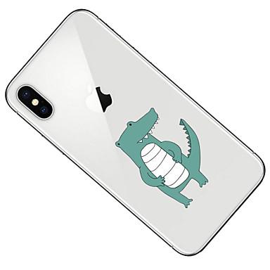 iPhone Custodia iPhone X retro Apple TPU X disegno 06580276 per Plus Per 8 Transparente Morbido iPhone Per Fantasia 8 animati Cartoni iPhone I4qrtC4axw