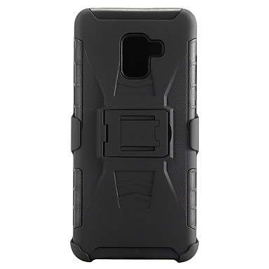 on sale 886a2 b09b7 Case For Samsung Galaxy A8 2018 / A8+ 2018 Shockproof Full Body Cases Armor  Hard PC