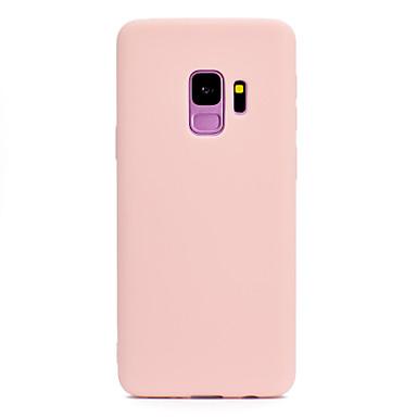 Hülle Für Samsung Galaxy S9 Plus / S9 Ultra dünn Rückseite Solide Weich TPU für S9 / S9 Plus / S8 Plus