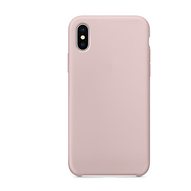 Case For Apple iPhone X iPhone 8 iPhone 8 Plus iPhone 5 Case Shockproof Back Cover Solid Colored Hard PU Leather for iPhone X iPhone 8
