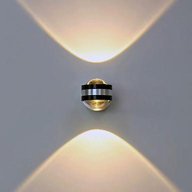 Modern/Contemporan Pentru Metal Lumina de perete 90-240V 2W