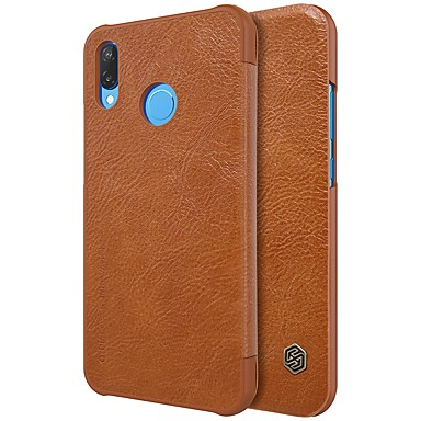 cheap Cases / Covers for Huawei-Nillkin Case For Huawei P20 lite Card Holder /