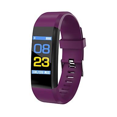 cheap Smart watches-JSBP YY-CP115PLUS Bracelet Smartwatch Smart Bracelet Smartwatch Android iOS Bluetooth APP Control Blood Pressure Measurement Calories Burned Pedometers Pulse Tracker Pedometer Call Reminder Activity