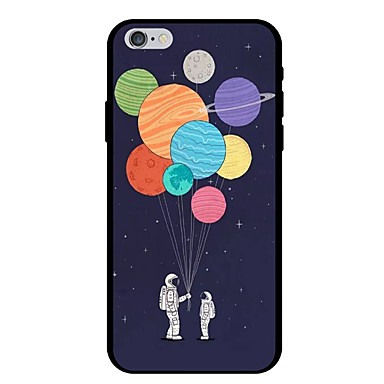Plus iPhone Custodia Morbido iPhone Palloncini iPhone 7 per 8 Fantasia X 8 Apple iPhone retro iPhone 06642615 8 disegno iPhone X TPU Per Per HrSUwH