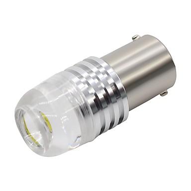 Недорогие Фары для мотоциклов-SO.K 2pcs 1156 Мотоцикл / Автомобиль Лампы 3 W Интегрированный LED 600 lm 1 Светодиодная лампа Противотуманные фары / Фары дневного света / Лампа поворотного сигнала For Универсальный Все года