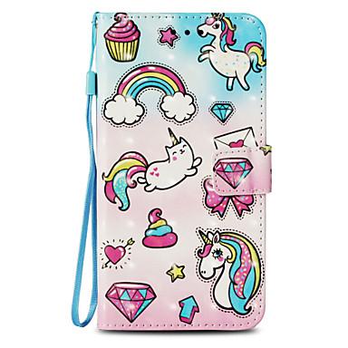 supporto credito Custodia Con Plus Per Integrale 06696157 di carte Porta Apple iPhone portafoglio pelle A Unicorno Resistente iPhone 8 X r6WdvArwq