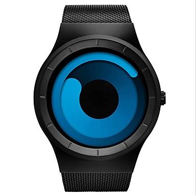 זול שעוני גברים-בגדי ריקוד גברים שעוני אופנה שעון דיגיטלי קווארץ שחור 30 m עמיד במים לוח שנה שעון עצר אנלוגי יום יומי - כחול / שחור שחור / רוז אדום שנתיים חיי סוללה