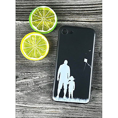 iPhone X agli 06688633 Apple Per Morbido Fantasia X TPU Per Resistente 8 per Custodia iPhone iPhone disegno Plus retro urti Mattonella UH8nRq5