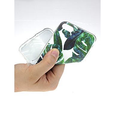מגן עבור Apple iPhone X / iPhone 7 אולטרה דק / תבנית / חמוד כיסוי אחורי נוף רך TPU ל iPhone X / iPhone 8 Plus / iPhone 8