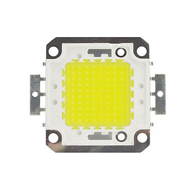 zdm ™ diy 100w 7900-8000lm 3000ma 6000-6500k soğuk beyaz ışık entegre led modülü (32-36 v)