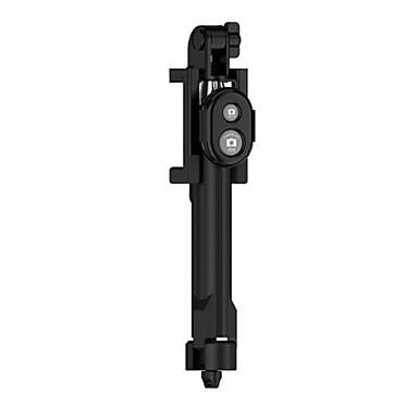 voordelige Bluetooth selfiestick-Selfiestick Bluetooth Verlengbaar Maximale lengte 75cm Universeel Android / iOS Universeel