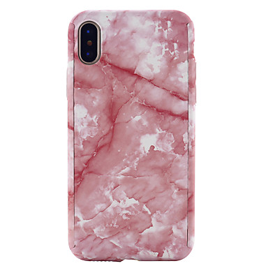 8 PC Effetto 8 06749206 disegno marmo Per Apple X Resistente per iPhone Fantasia X 8 Custodia iPhone iPhone iPhone Integrale iPhone Plus nT7cgyx7q