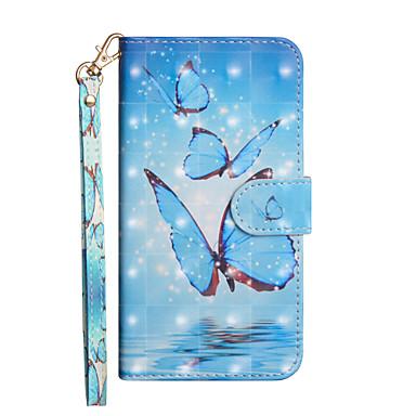 iPhone 06739434 pelle Farfalla 8 carte Resistente Plus Per Con Porta A Apple Integrale supporto credito X iPhone portafoglio di Custodia qaHUwEw