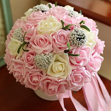 زهور اصطناعية 11 فرع كلاسيكي الزفاف أرطنسية أزهار الطاولة