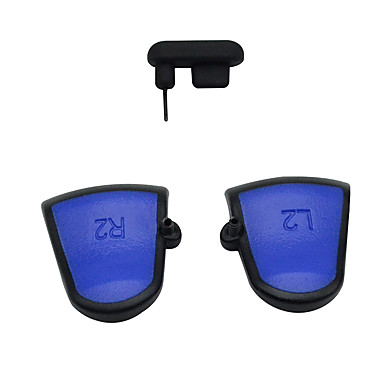 Piese de schimb pentru controlerul jocului Pentru PS4 / PS4 Slim . Piese de schimb pentru controlerul jocului Silicon / PC 1 pcs unitate
