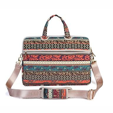 6db061178a8b skulder tasker håndtasker boheme stil lærred taske taske til macbook air  13.3   macbook pro nethinden