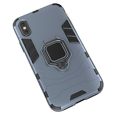 Custodia Resistente ad Per unita Per Supporto PC iPhone Plus per Tinta retro Apple iPhone 8 iPhone X anello iPhone 8 X 06743528 iPhone 8 OxOwprn0q