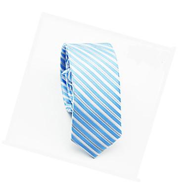 ربطة العنق مخطط / ألوان متناوبة رجالي عمل / أساسي
