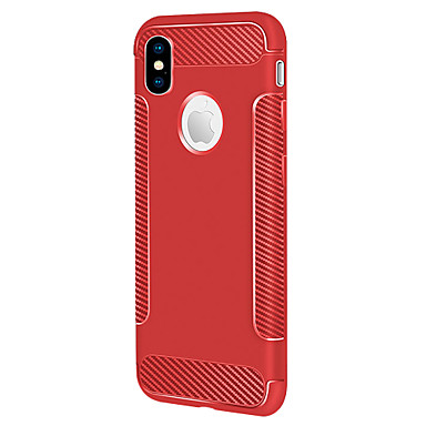 8 iPhone iPhone Plus 8 X iPhone Tinta unita agli ghiaccio per X iPhone Effetto iPhone Custodia Apple Resistente 8 urti Per 06833926 Per Morbido retro TPU xUgBwqCpW1