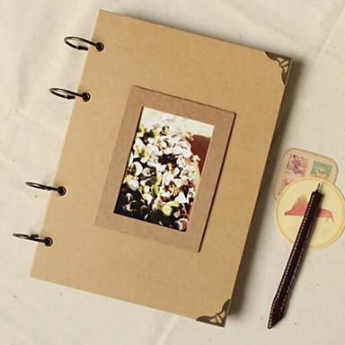 ألبومات الصور العائلة / سلسلة الأصدقاء كاجوال / الحديث المعاصر مربع للبيت