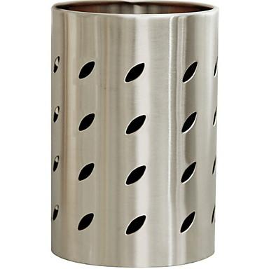 1PC الرفوف وشمعدانات الفولاذ المقاوم للصدأ سهلة الاستخدام