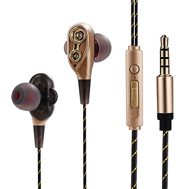 رخيصةأون سماعات الرأس و الأذن-JTX سماعة أذن سلكية الأسلاك الهاتف المحمول Null مع ميكريفون