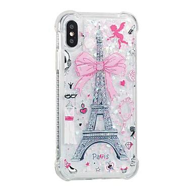 X Morbido X a 8 TPU Torre 8 Eiffel Per cascata Apple Liquido retro Plus Transparente Resistente iPhone Custodia Plus iPhone 06802513 Per iPhone per iPhone 8 iPhone urti agli qHtBBUn
