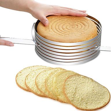 ieftine Ustensile & Gadget-uri de Copt-1 buc Teak O noua sosire Reparații Utilizare Zilnică Ustensile Novelty de Bucătărie Instrumente de desert Instrumente de coacere