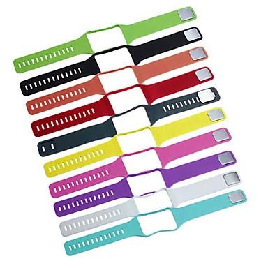 voordelige Horlogebandjes voor Samsung-Horlogeband voor Gear S R750 Samsung Galaxy Sportband Silicone Polsband