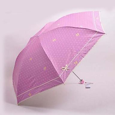 البوليستر / ستانلس ستيل الجميع جميل / قابلة لإعادة التدوير مظلة ملطية