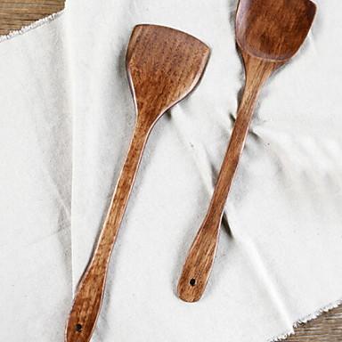 خشب ملعقة الصيدلي أدوات قبضة مريحة المطبخ الإبداعية أداة أدوات أدوات المطبخ لأواني الطبخ أدوات المطبخ الحديثة 1PC