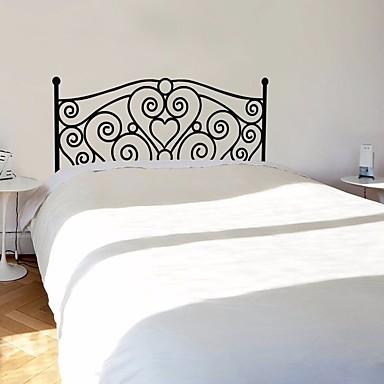 لواصق حائط مزخرفة - لواصق أشكال / الأزهار / النباتية غرفة الجلوس / غرفة النوم