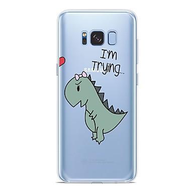 غطاء من أجل Samsung Galaxy S9 / S9 Plus / S8 Plus نموذج غطاء خلفي حيوان / كارتون ناعم TPU