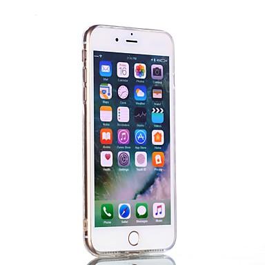 iPhone Fantasia stampa Apple Morbido retro 8 X iPhone Per Plus in Custodia Piume iPhone Plus disegno 06878513 iPhone Transparente TPU X Per La 8 per 8 iPhone pizzo RqT8OnP