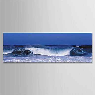 الطباعة يطبع قماش يلف - سمة الشاطئ فوتوغرافي الحديث المطبوعات الفنية