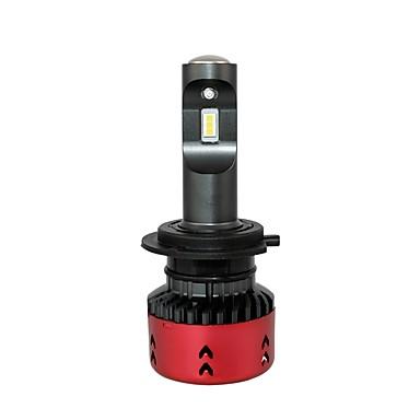 Factory OEM 2pcs H7 سيارة لمبات الضوء 35 W SMD LED 4800 lm أضواء الداخلية من أجل فولفو / فولكسواجن جميع الموديلات كل السنوات