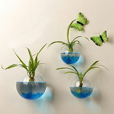 1PC زجاج أسلوب بسيط إلى الديكورات المنزلية, كائنات ديكور / ديكورات المنزل الهدايا