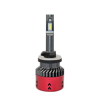 Factory OEM 2pcs 880 / 881 سيارة لمبات الضوء 35 W SMD LED 4800 lm 2 LED أضواء الداخلية من أجل فولفو / فولكسواجن جميع الموديلات كل السنوات